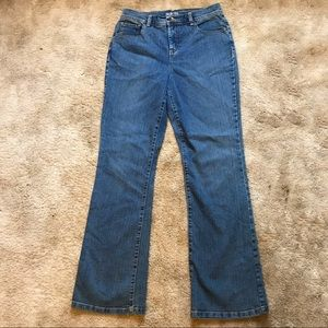 Style & Co Tummy Control Jeans  size 6 short